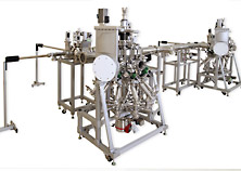 Ozone Assisted Oxide MBE System